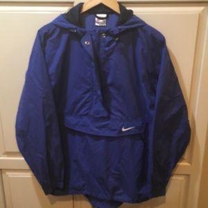 Vintage 90s nike windbreaker jacket m